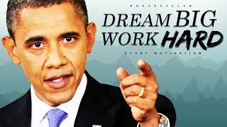 Download Dream BIG, Work HARD! - Study Motivation Video