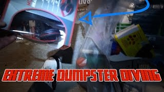 Download Dumpster Diving (Brand New Stuff In Boxes) Video