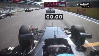 Download Fernando Alonso Amazing race Start Sotchi 2016 Video