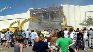 Download Macys Westminster Mall demolition Video