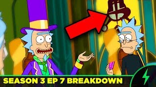 Download Rick and Morty 3x07 ″Ricklantis Mixup″ - EVIL MORTY RETURNS (Every Joke You Missed) Video