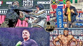 Download Live Reactions: Wilder vs Fury 2 Press Conf | GGG Kicked Outta SNAC | Luis Ortiz vs Andy Ruiz & More Video
