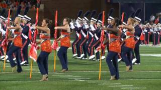 Download Marching Illini Halftime Show: Band Day 2016 | September 10, 2016 Video