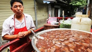 Download Chinese Street Food Tour in Chengdu, Sichuan | BEST Street Food in China Video