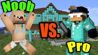 Download MINECRAFT - NOOB vs. PRO (Super Funny) Video
