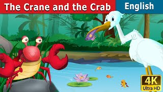 Download Crane and The Crab in English | Story | English Fairy Tales Video