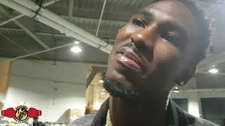 Download Robert Easter reacts to Mikey Garcia defeating Broner and talks about facing Garcia Video