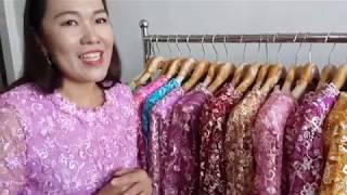 Download เสื้อลูกไม้ TK ตอน1 (ผ้าแก้วบุหงา แขนสามส่วน) Video