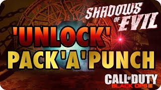 Download BO3 Zombies Shadows Of Evil 'UNLOCK' Pack 'A' Punch & All Key Locations Video