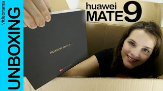 Download Huawei Mate 9 unboxing en español | 4K UHD Video