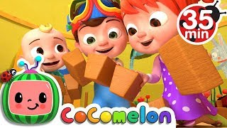 Download London Bridge is Falling Down | +More Nursery Rhymes & Kids Songs - Cocomelon (ABCkidTV) Video