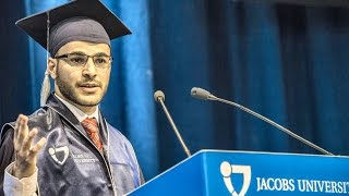 Download Graduation Speech – Hashem Al-Ghaili Video