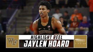 Download Jaylen Hoard Wake Forest Basketball Highlights - 2018-19 Season | Stadium Video