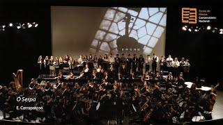 Download EMCN I Orquestra Sinfónica + Musaico I Ó Serpa de E. Carrapatoso Video