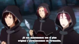 Download Sword Art Online: Monster Kirito vs Salamanders Video