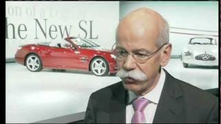 Download NAIAS 2012 - Mercedes-Benz CEO Dr. Dieter Zetsche - statements Video