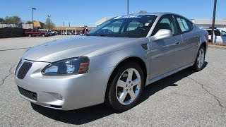 Download 2008 Pontiac Grand Prix GXP V8 Start Up, Exhaust, and In Depth Review Video