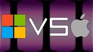 Download Microsoft VS Apple: The Evolution of OSs (1978 - 2014) Video