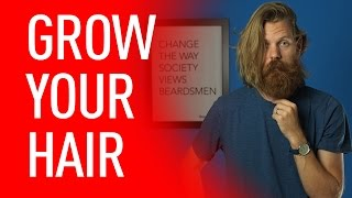 Download Every Man Should Grow Long Hair | Eric Bandholz Video