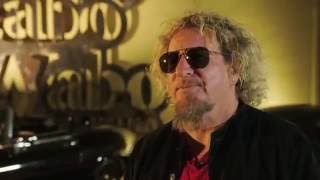 Download Take a Tour of Sammy Hagar's Car Collection Video