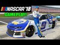 Download NASCAR HEAT 2018 UPDATE REVIEW/GAMEPLAY Video