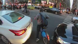 Download GoPro Hero 6 Black Video Test: 2.7k 60fps EIS On Twilight Bike ride Video
