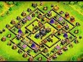 Download Layout th9 - Push + replay ( Clash of Clans ) Video