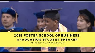 Download ERITREAN GRADUATE PAYS HOMAGE TO IMMIGRANTS IN GRADUATION SPEECH Video