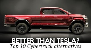 Download Better than Tesla Cybertruck? 10 Electric Pickups that are Forming a New EV Segment Video