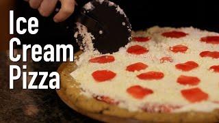Download Ice Cream Dessert Pizza Video