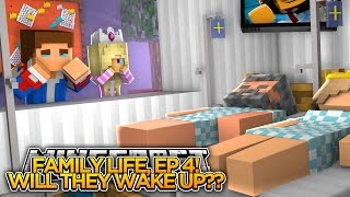 Download MINECRAFT FAMILY LIFE, (EP 4) - OUR PARENTS ARE DYING!!! - Little Donny Adventures!! Video