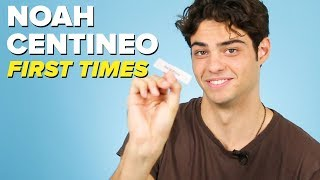 Download Noah Centineo Tells Us About His First Times Video