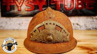 Download 1920 Firefighter Helmet Restoration Video