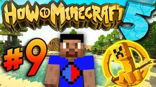 Download HUNGER GAMES EVENT! - How To Minecraft S5 #9 Video