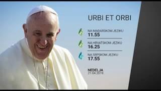Download Urbi et orbi | 21.04.2019. Video