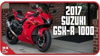Download 2017 Suzuki GSX-R 1000 | First Ride Video