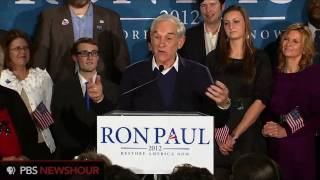 Download Watch Ron Paul's Speech After New Hampshire Primary Video