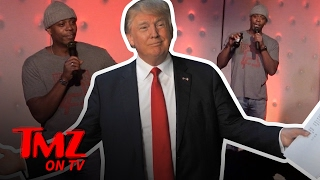 Download Trump Supporter Gives Dave Chapelle Some Material To Work With | TMZ TV Video