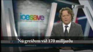 Download Icesave: Steingrímur og Jóhanna blekktu okkur Video