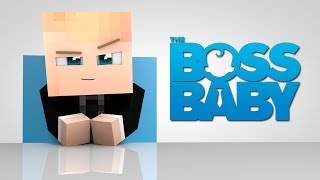 Download Minecraft Parody - THE BOSS BABY! - (Minecraft Animation) Video