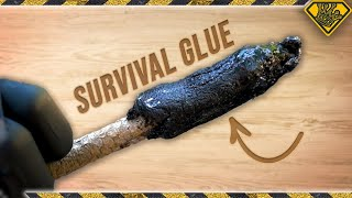 Download We Made Sap and Charcoal Survival Glue Video