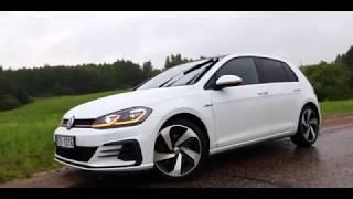 Download Volkswagen Golf GTI 2017 Video