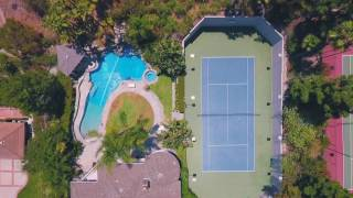 Download Stunning home in the Pacific Palisades Video