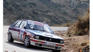 Download Onboard Renault 11 turbo XX Rally Diputación de Avila - TC 10 San Bartolomé El Boquerón Video