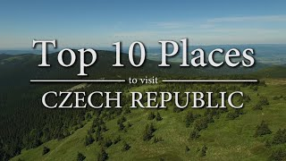Download Top 10 Places to Visit in Czech Republic Video
