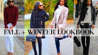 Download FALL & WINTER LOOKBOOK 2016 | THANKSGIVING OUTFIT IDEAS Video