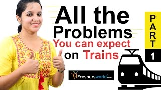 Download Aptitude Made Easy - Speed, Distance and Time - Problems on Trains Part-1, Math tricks Video