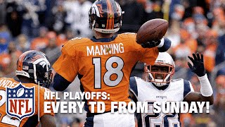 Download Every Touchdown from the Playoffs! | NFL Video