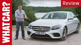 Download Mercedes E-Class review - What Car? Video