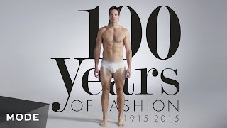 Download 100 Years of Fashion: Men ★ Mode Video